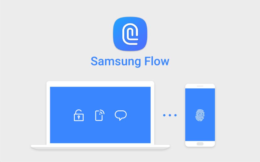 S aplikací Samsung Flow bude možné odemykat počítače s Windows 10 otiskem