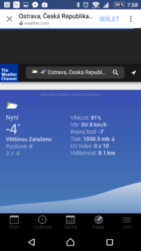 Web Weather.com