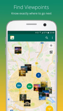 ViewPointer – Photography Map 1_1