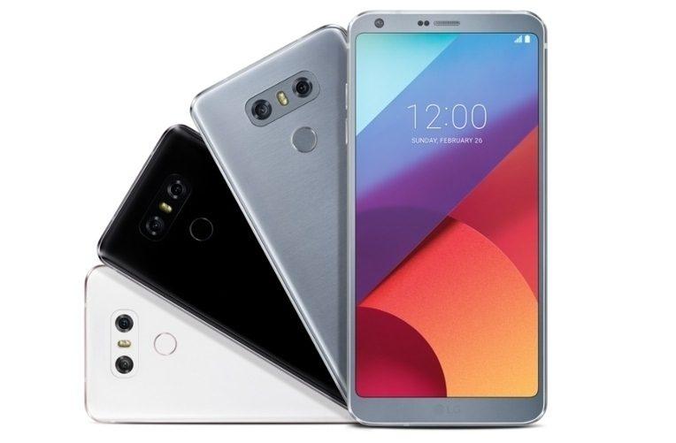 telefon LG G6