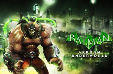 Batman: Arkham Underworld je konečně na Android. Vyzkoušíte hru za padouchy?