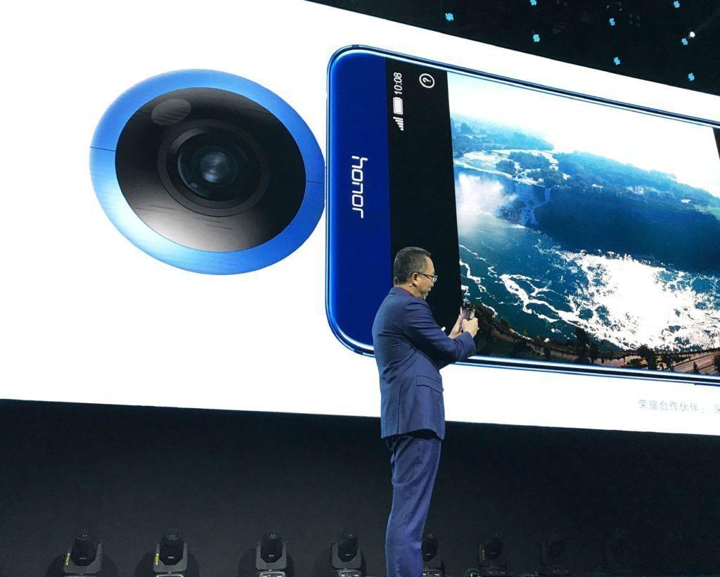 huawei VR camera predstaveni