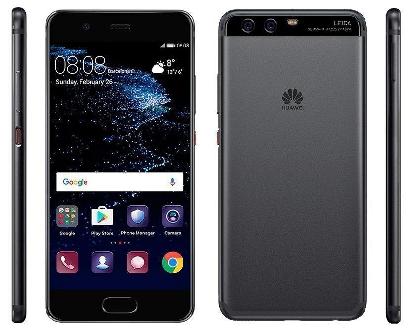 Takto prý bude vypadat Huawei P10