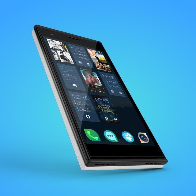 Konkurent Androidu Sailfish OS