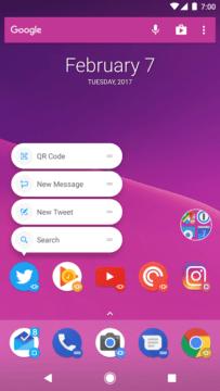 Action Launcher 3.13 přinese zkratky aplikací a další novinky