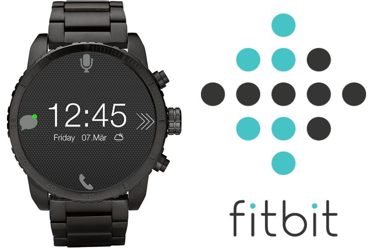 hodinky od Fitbitu