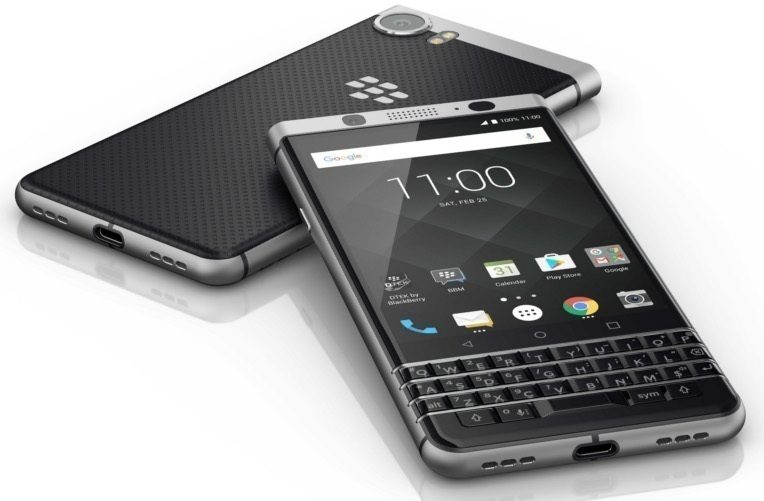 telefon BlackBerry KeyOne
