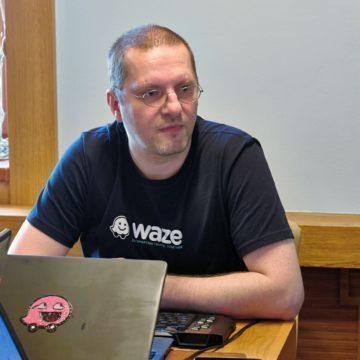 Povídali jsme si o Waze s koordinátorem pro Česko Patrikem Ingrem