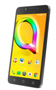 Alcatel A5 LED_front_2