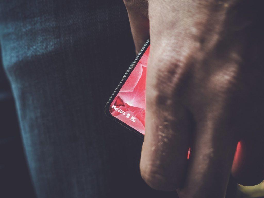 Snímek chystaného telefonu v plném rozlišení
