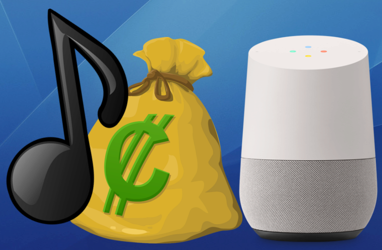 Chytrý reproduktor Google Home