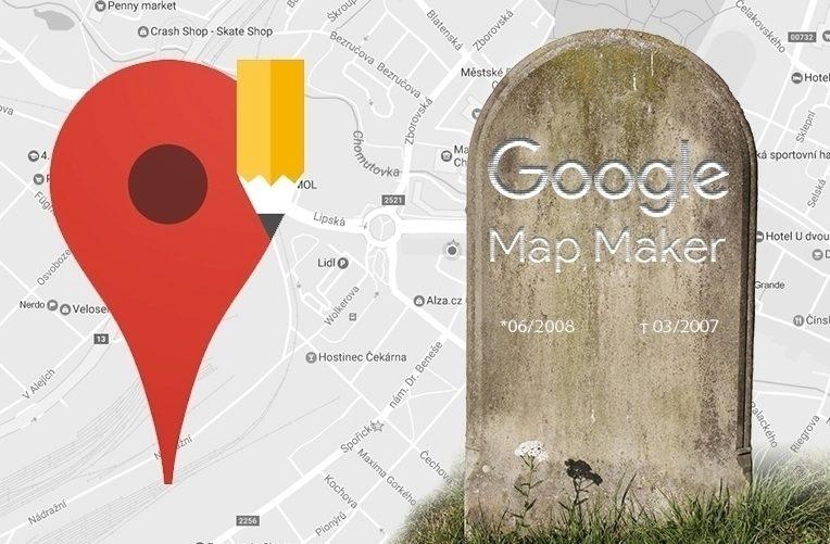 Definitivní konec Map Makeru – náhleďák