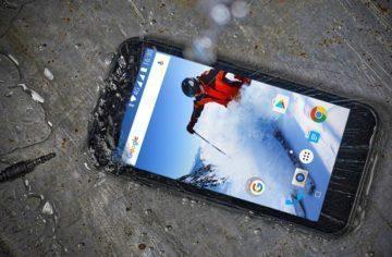 Evolveo StrongPhone G4: odolný telefon splňující armádní normy přichází do ČR