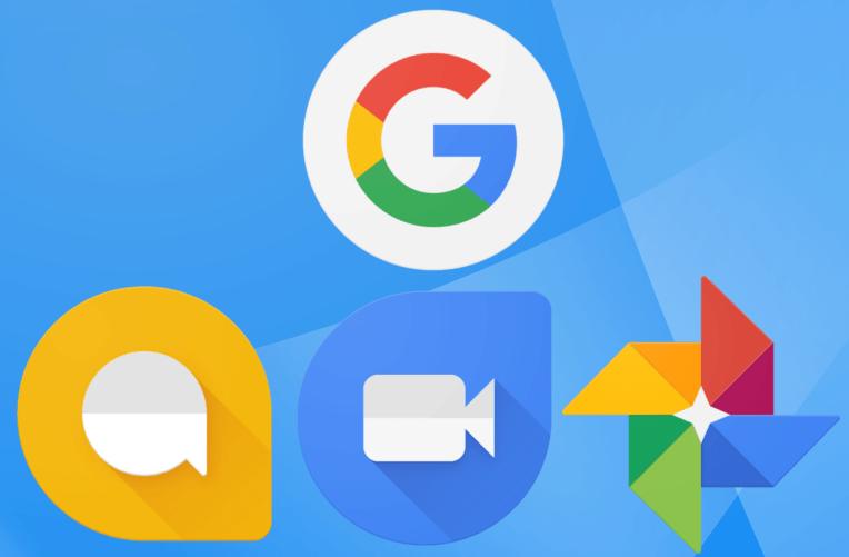 Google Allo, Duo,