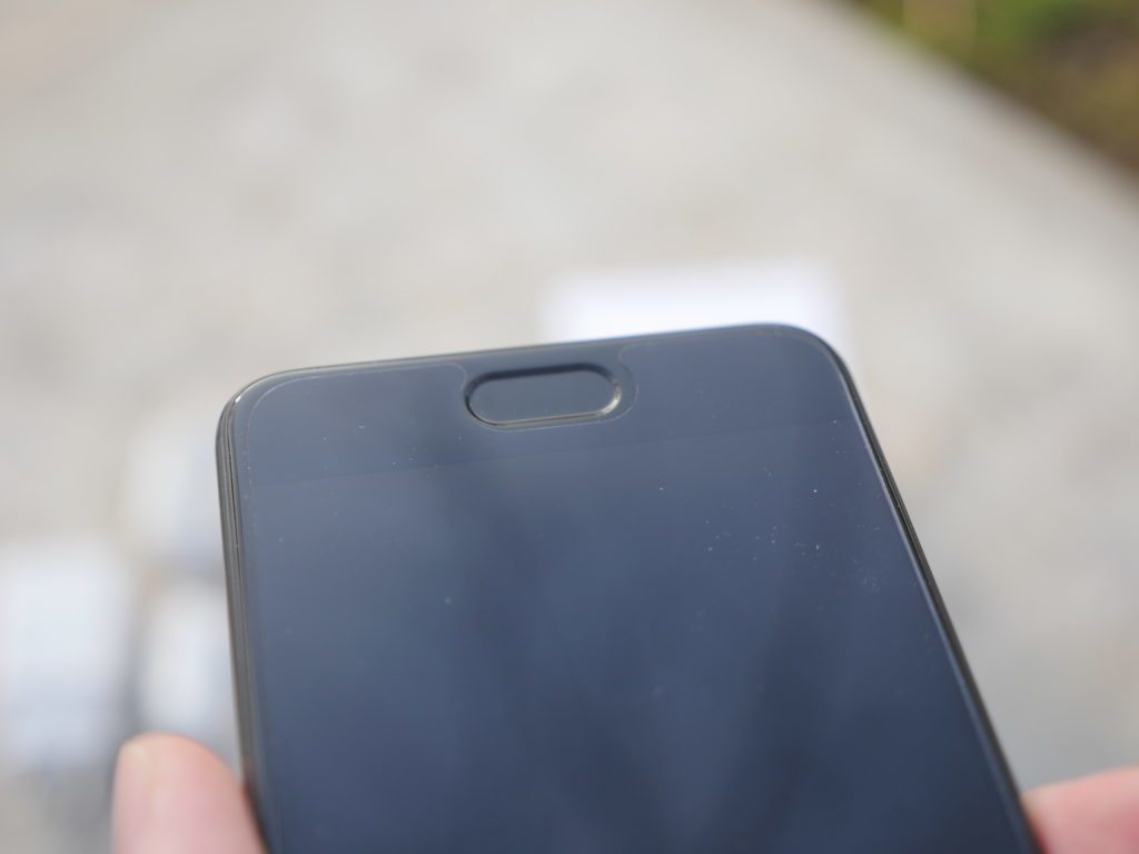 Huawei P10 čtečka otisků prstů