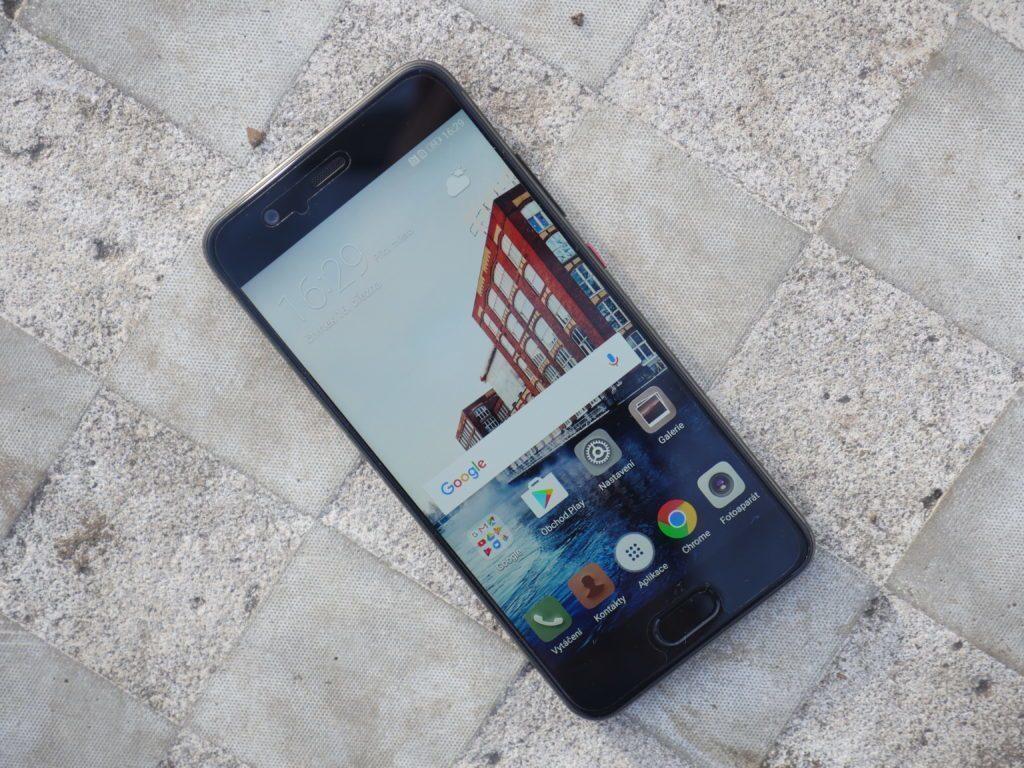 Huawei P10 predni strana