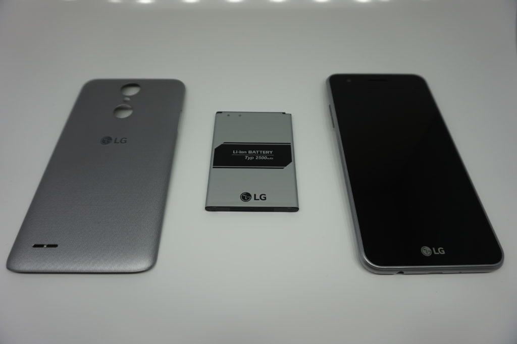 LG K4 (2017) baterie