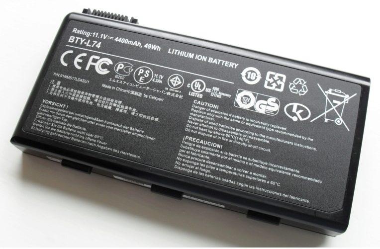 Li-Ion bateriemi
