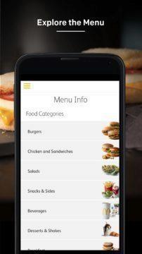 McDonald's aplikace (2)