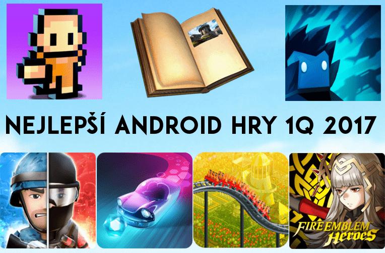 Nejlepší Android hry
