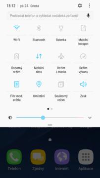 Nougat pro Samsung Galaxy S7 – 8