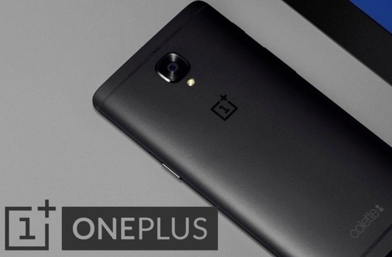 telefony OnePlus 3