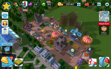RollerCoaster Tycoon Touch (14)
