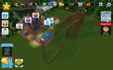 RollerCoaster Tycoon Touch (3)