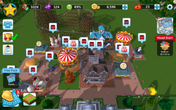 RollerCoaster Tycoon Touch (7)