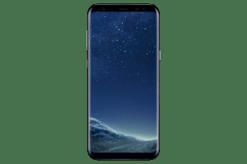 Samsung Galaxy S8 cerna barva (2)