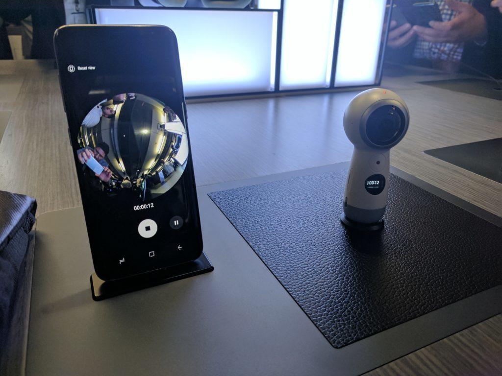 Samsung Gear 360 Londyn