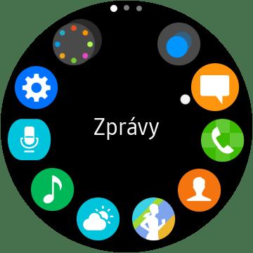 Samsung-Gear-S3-aplikace-menu