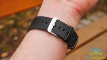 Samsung Gear S3-konstrukce-pasek
