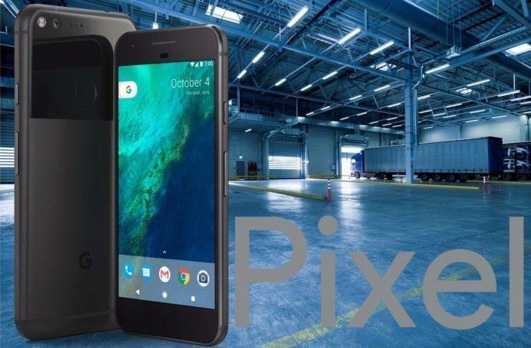 Smartphony Pixel