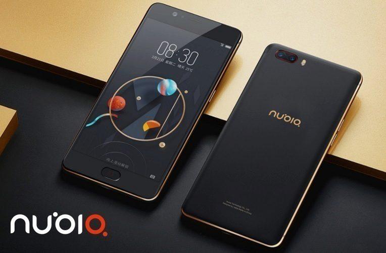 společnost Nubia