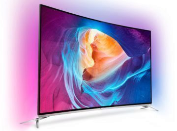 TV Philips 55PUS8700 – konstrukce 2