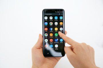 Telefon Samsung Galaxy S8 (1)