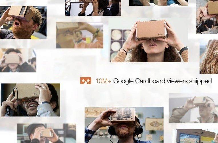 Virtuální realita od Googlu