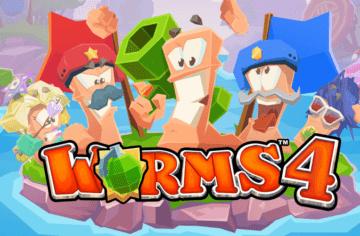 Humble Bundle nabízí Worms 4 nebo Kingdom Rush za pár korun