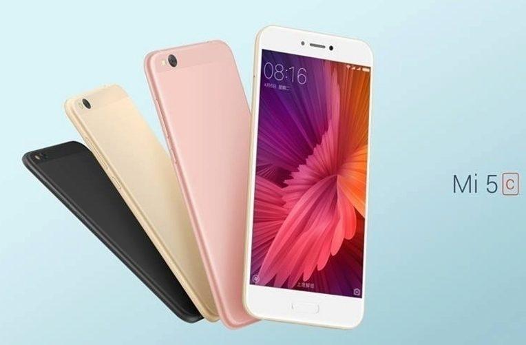 telefon Xiaomi Mi5c
