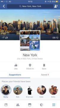 Stránka města New York