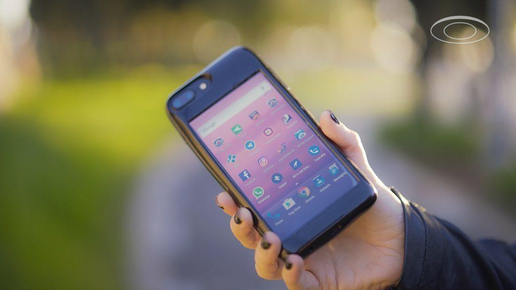 Android, nebo iPhone? Obal Eye nabízí oba systémy v jednom balení!