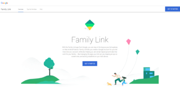 Web Google Family Link