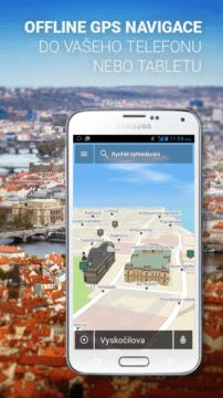 Nejlepší navigace pro Android dle čtenářů