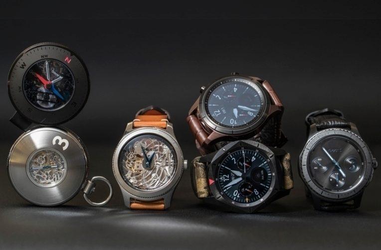 hodinky Gear S3