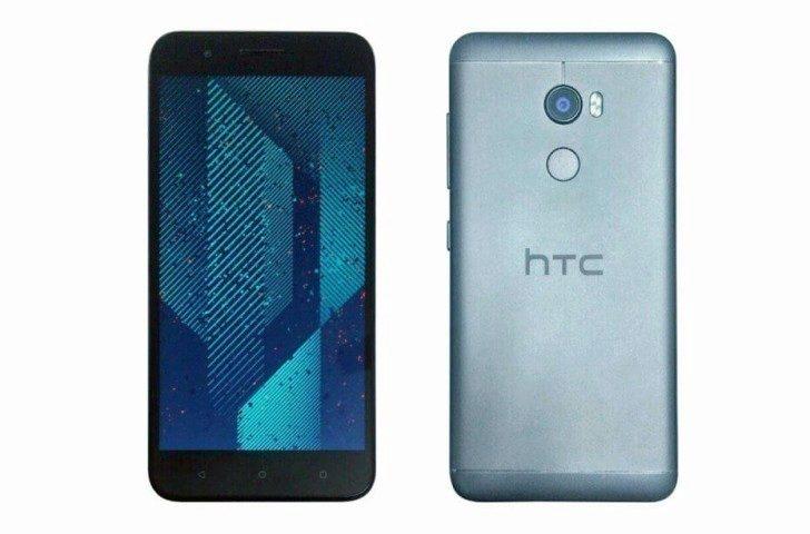 Údajný obrázek HTC One X10