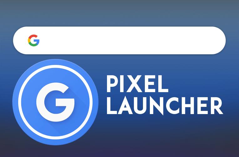 lista Pixel Launcheru