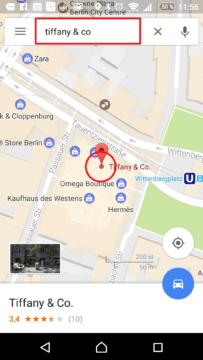Hledání v obchodním domě