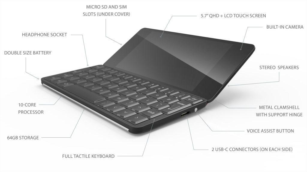 Projekt Gemini hodlá uvést na trh PDA 21. století