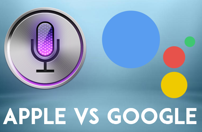 Siri vs, Google Assistant
